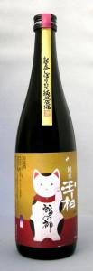 玉柏 新春しぼりたて純米生原酒 飛騨誉55% 720ml