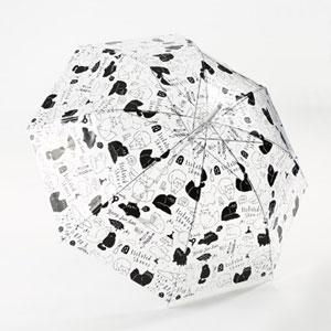 デザイン傘CAT