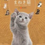 【Amazon.co.jp 限定】カレンダー2022 開運まねき猫 (月めくり・壁掛け)