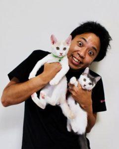サンシャイン池崎「芸人として売れたら、猫を飼うぞ!と決めていた」